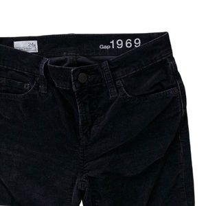 Gap 1969 Real Straight Corduroy Pants